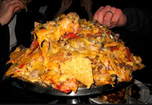 big nachos